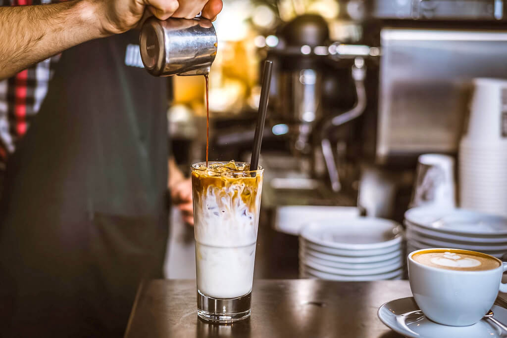 Irish Coffee by Marco Verch