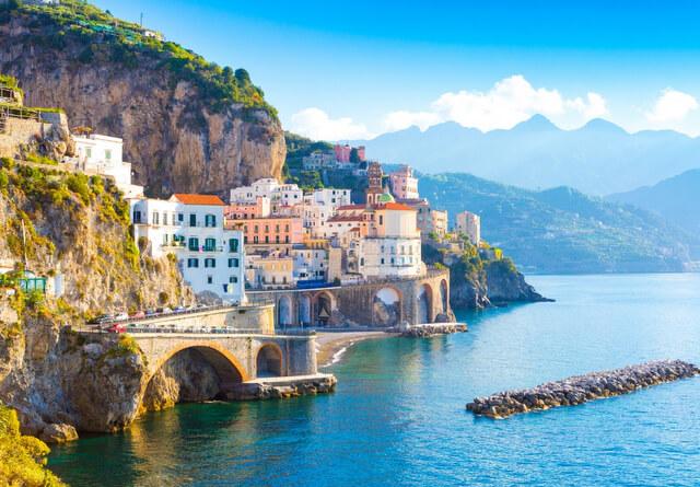 Amalfi Coast Italy RF