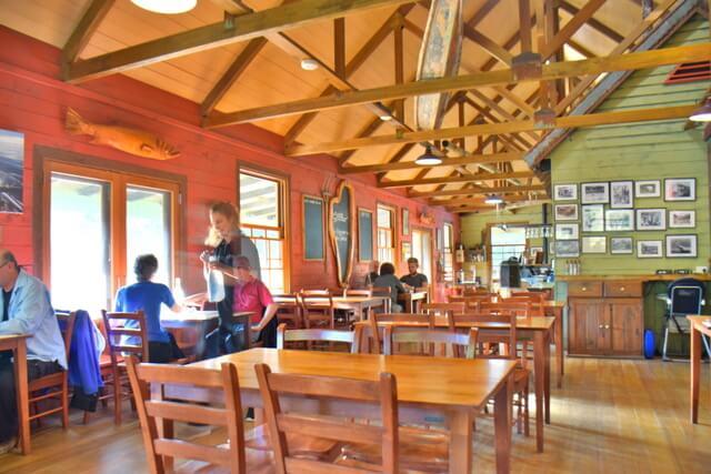 Corinna Restaurant Tasmania