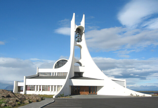 Stykkisholmur_church