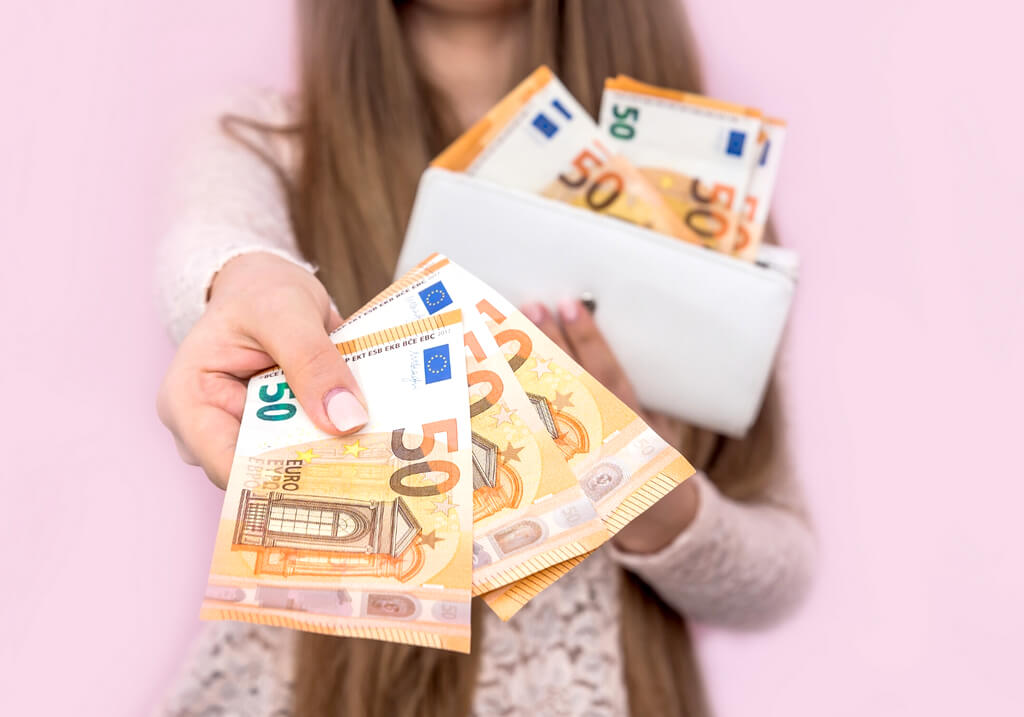 Money Euro RF
