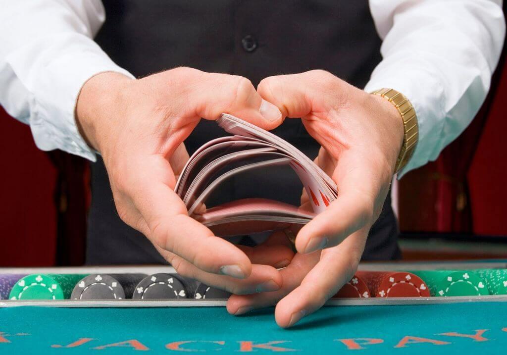 Casino cards RF