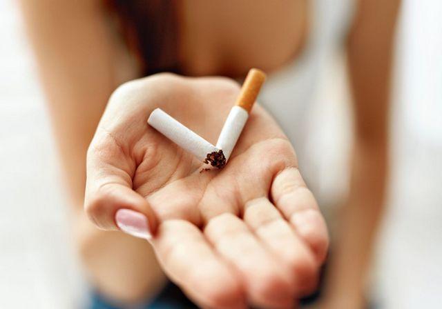 Cigarette smoking smoke RF