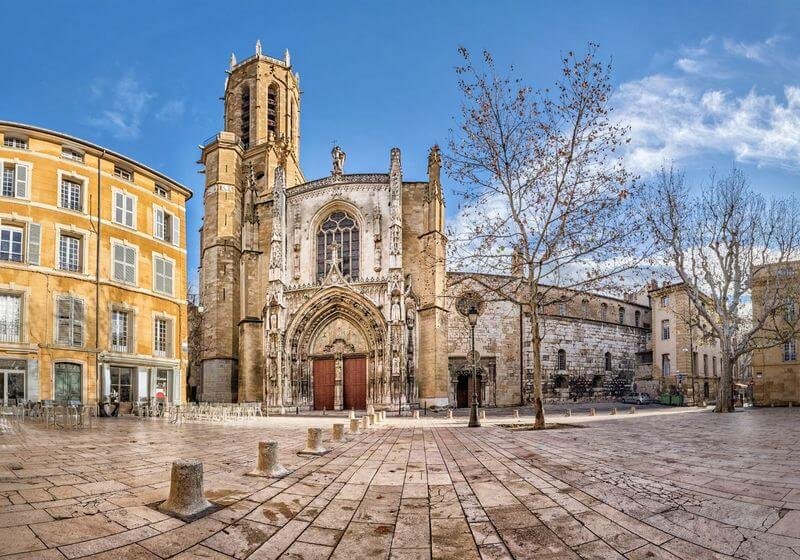 Aix Cathedral RF