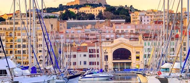 Visit These Two Neighboring Top French Cities: Marseille & Aix-en-Provence