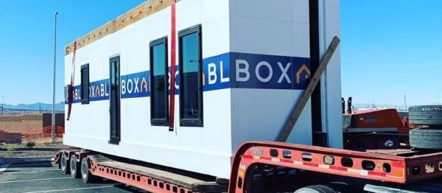 This Boxabl Folding House is the Perfect Home Ownership Option For Travelers Who Want a Tiny Home!