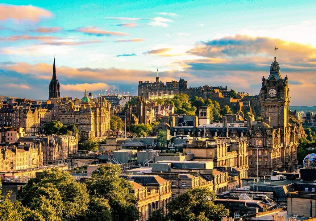 Edinburgh RF Scotland