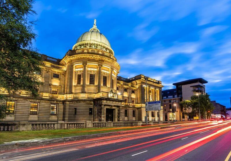 Glasgow Scotland RF