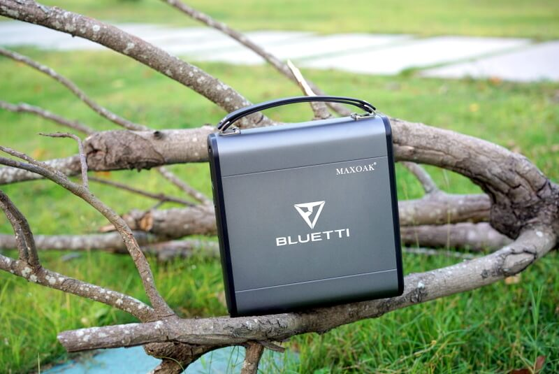 MAXOAK Bluetti AC20 Portable Power Station
