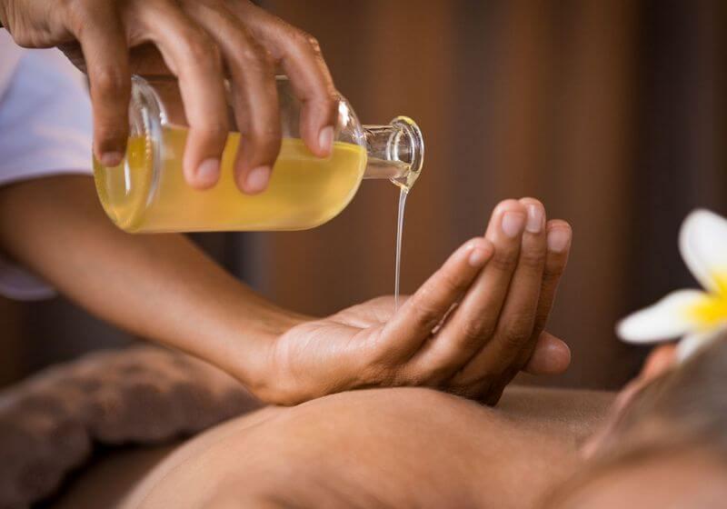 Massage oil RF