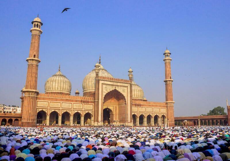 Old Delhi RF India
