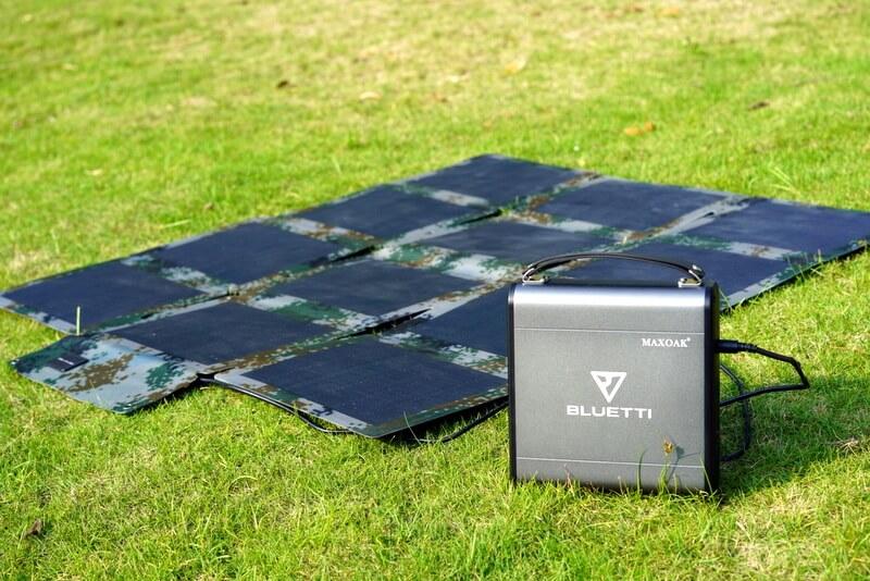 Solar power generator review for travel