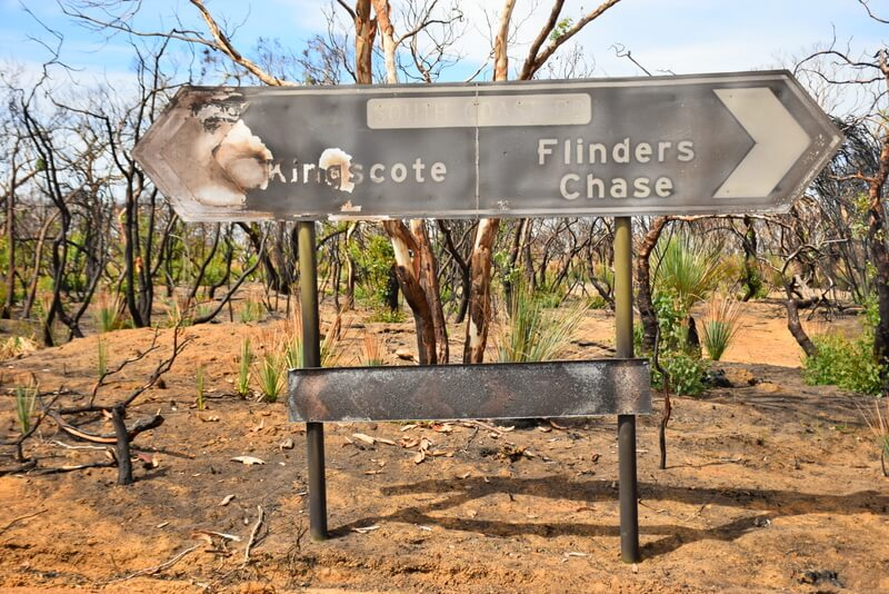 Kangaroo Island 2020 Bushfires