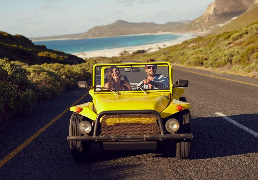 Roadtrip car RF