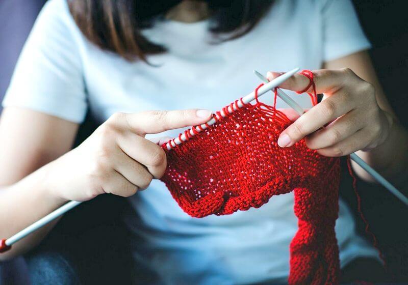 Knitting RF