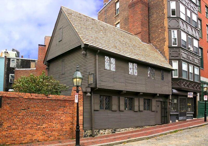 Paul Revere House RF