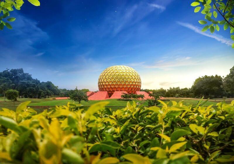 Auroville Pondicherry RF