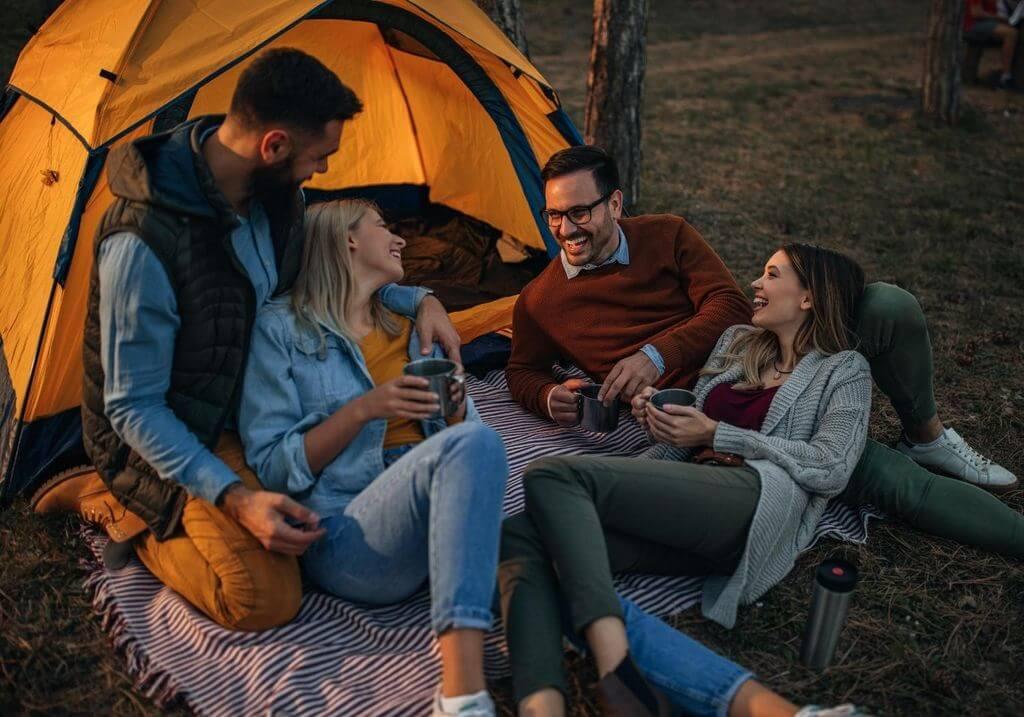 Camping tent RF