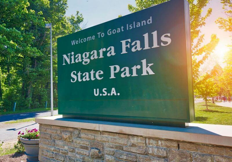Niagara Falls NYC