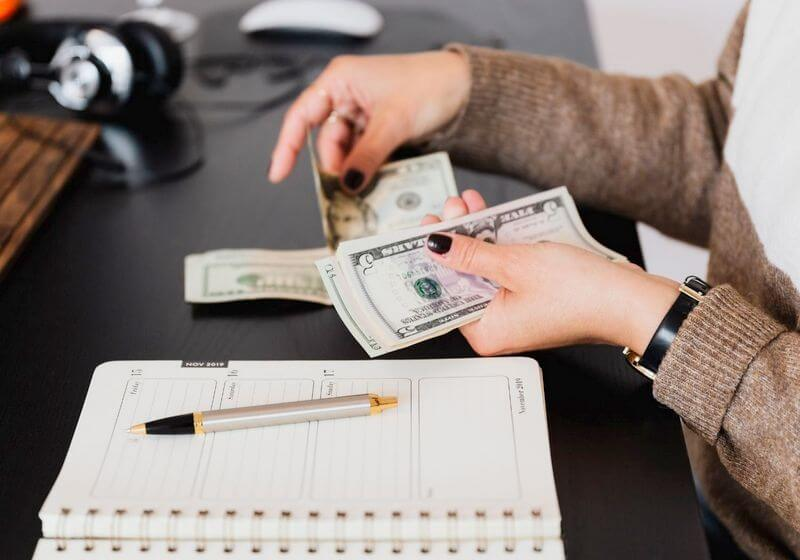 Budget money cash RF