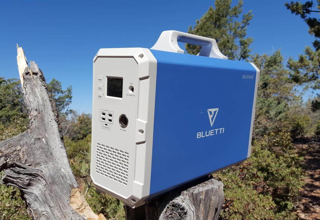 EB240 Portable Power Station Review 2