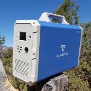 The EB240: A Portable Solar Power Station with a MASSIVE Power Load