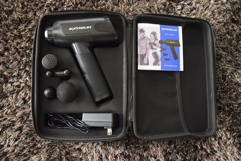 ExoGun Massage Gun Review