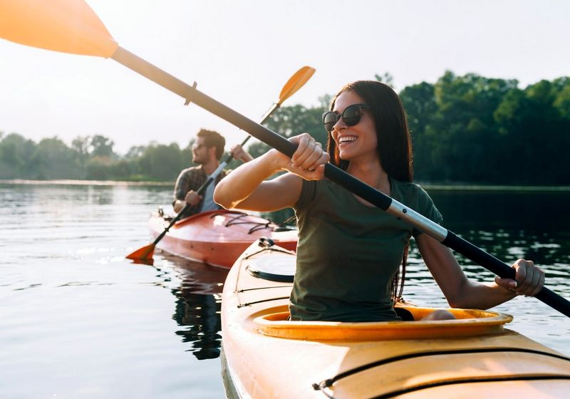 Kayaking RF