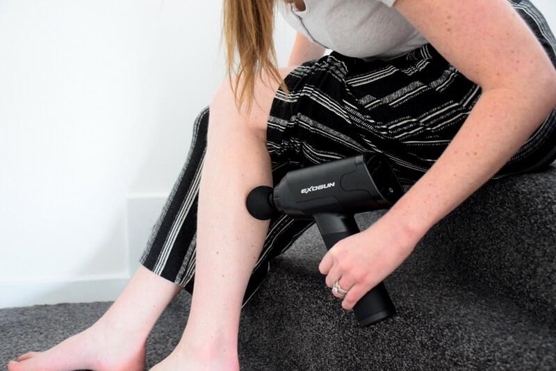 Percussive Massage Device