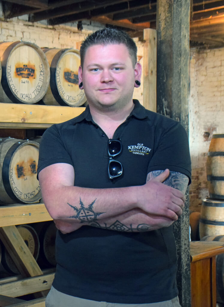Matt Old Kempton Distillery
