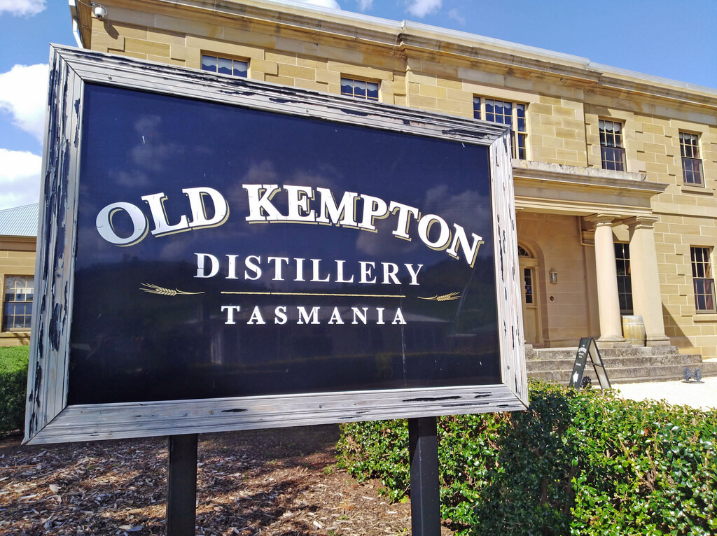 Old Kempton Distillery Tasmania