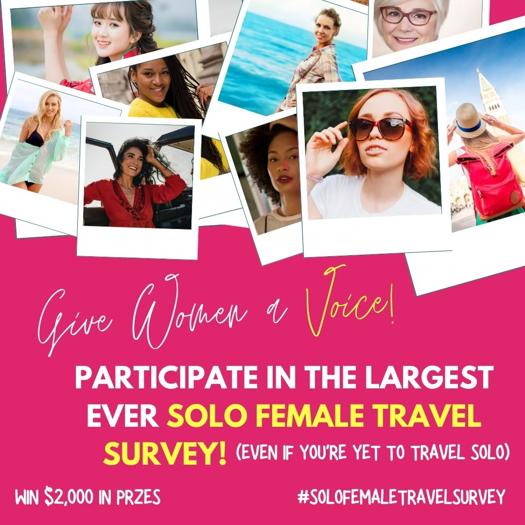 Solo Female Travel Survey