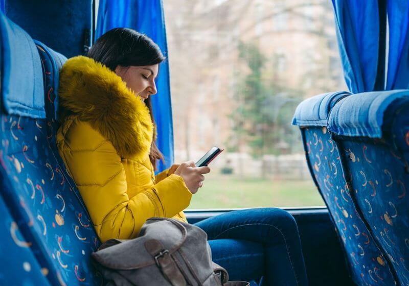 bus phone RF
