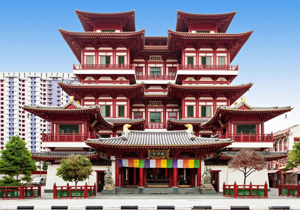 Buddha Tooth Relic Temple Singapore RF-001