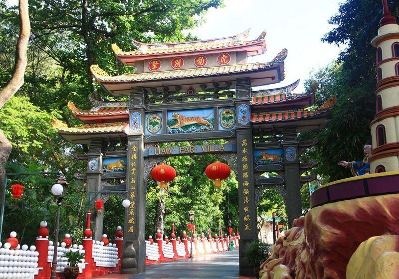 Haw Par Villa Singapore RF