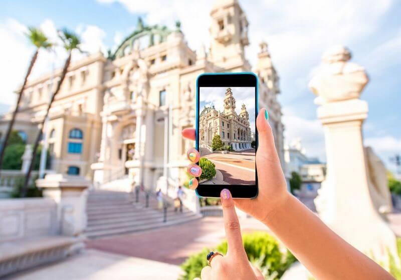 Opera de Monte Carlo phone RF