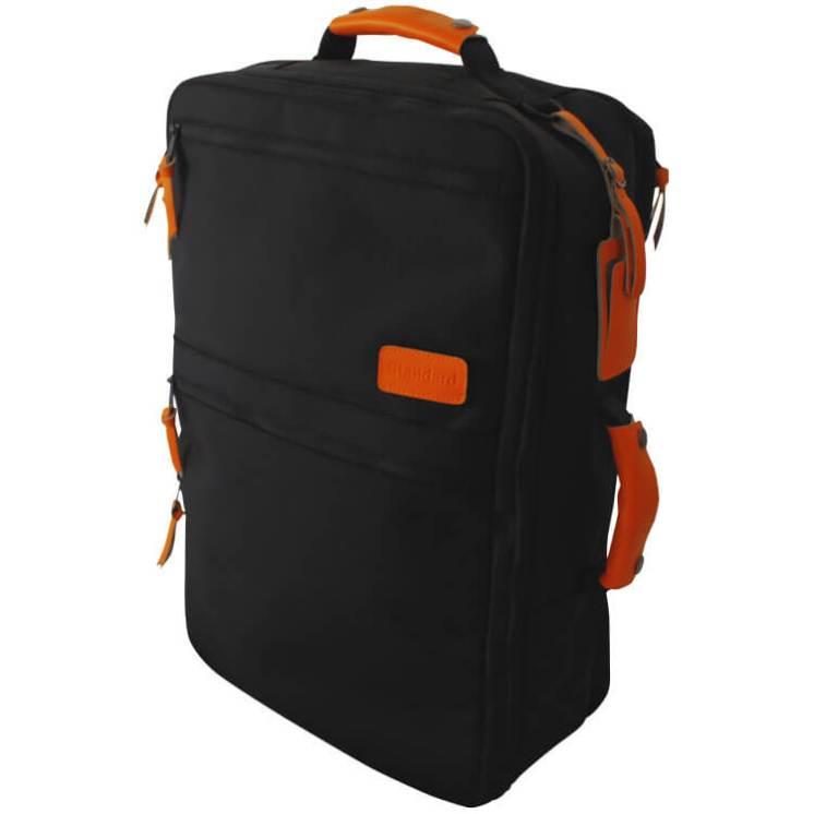 Orange carryon backpack