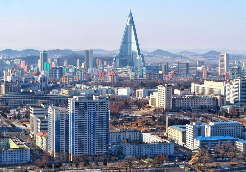 North Korea RF