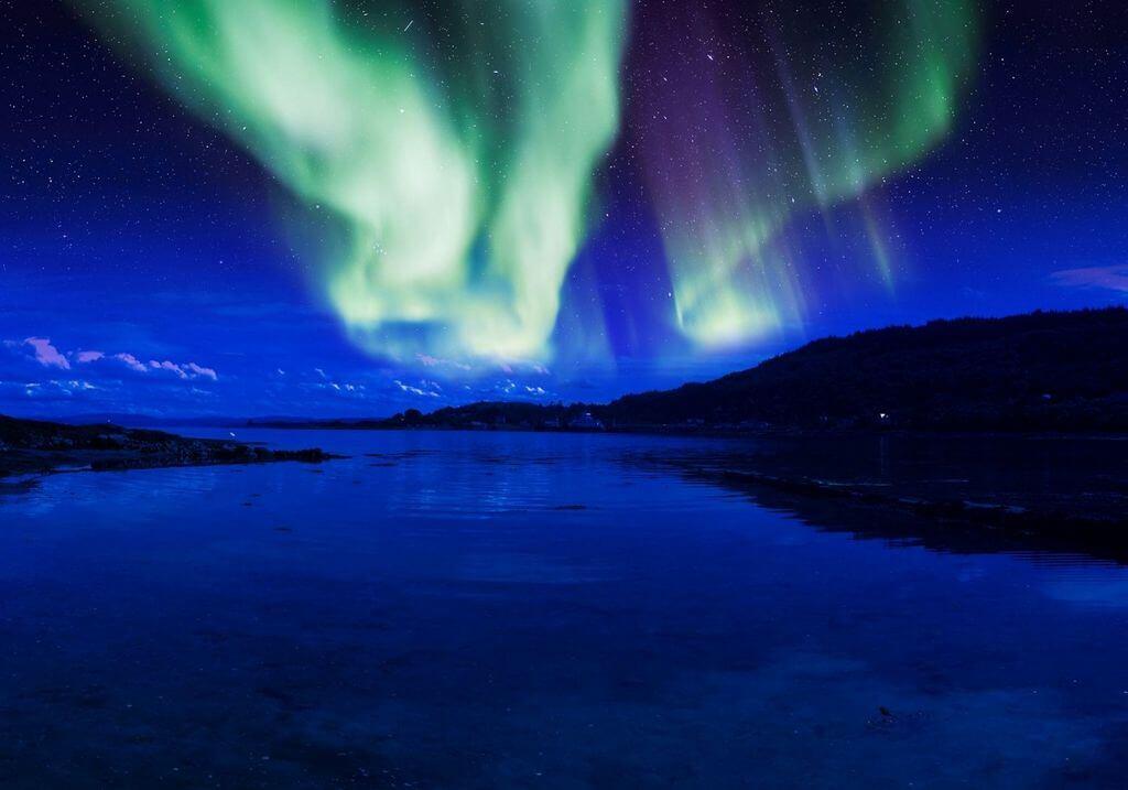 Northern Lights Scotland RF