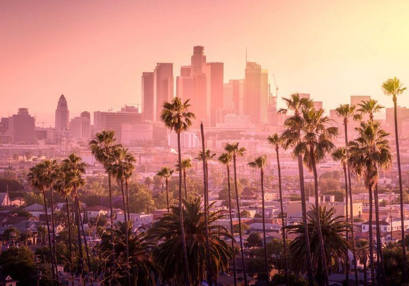 Los Angeles Sunset RF