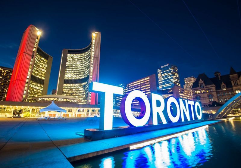 Toronto Canada RF
