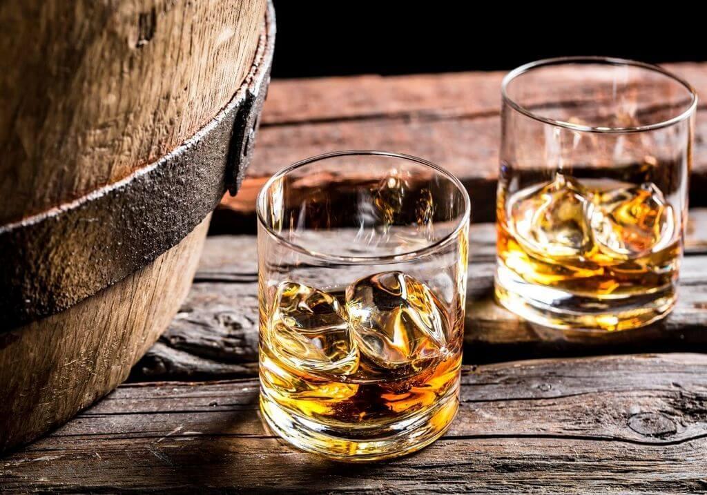 Whisky drink RF
