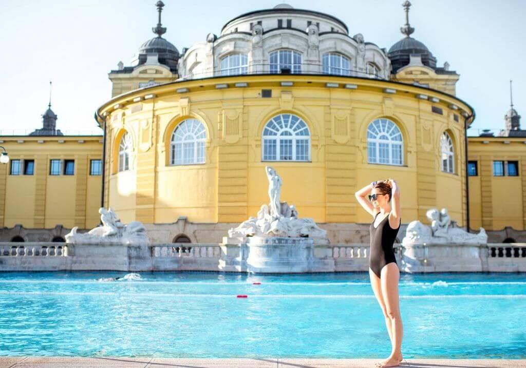 Széchenyi Thermal Baths Budapest RF