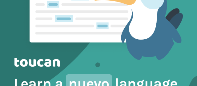 Toucan: The Free Browser Extension that Helps You Learn a Language Without Even Trying