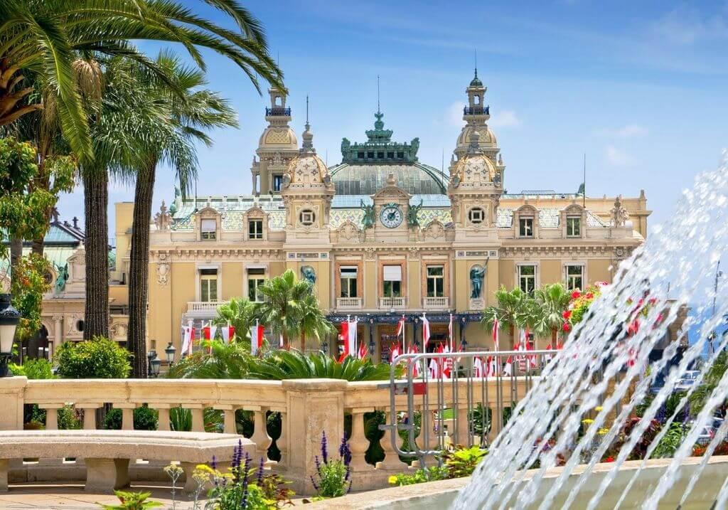 Casino Monte Carlo Monaco RF