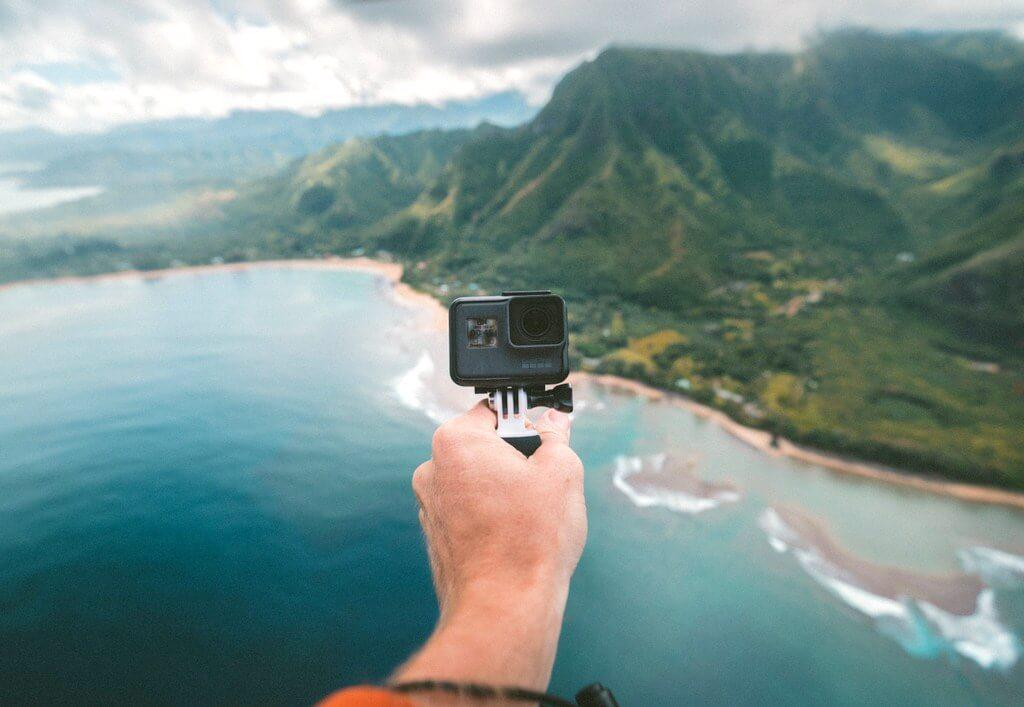 Go Pro Hawaii video RF