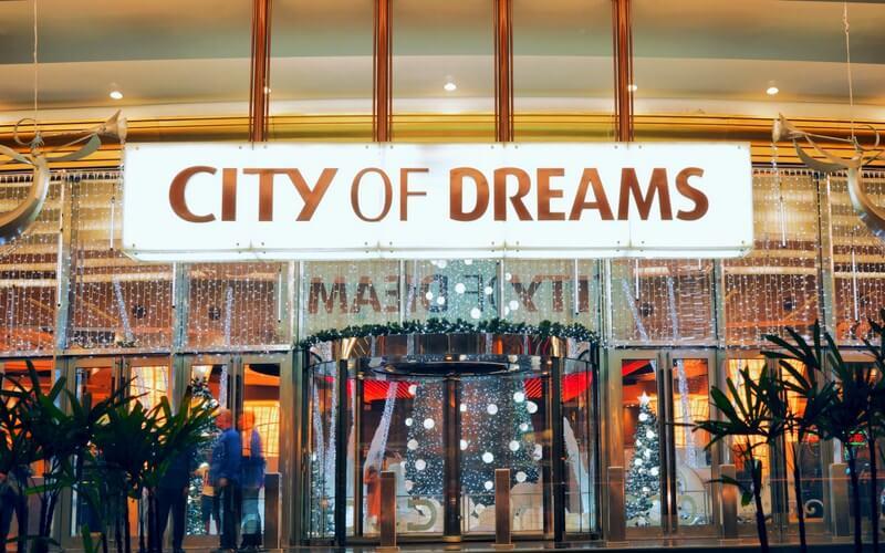 Manila Casino City of Dreams RF