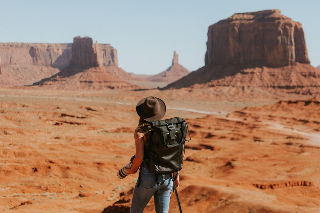 travel photographer camera desert RF