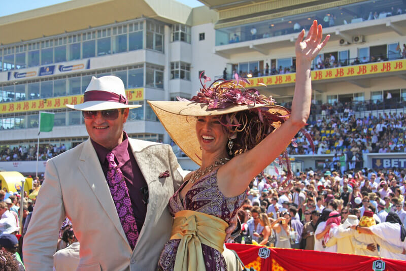 Cape Town Horse Racing