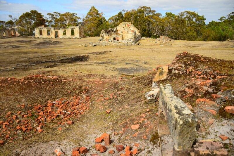 Coal Mine Historic Site Tasmania